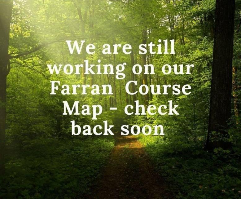 Zipit: Farran Park Course Map