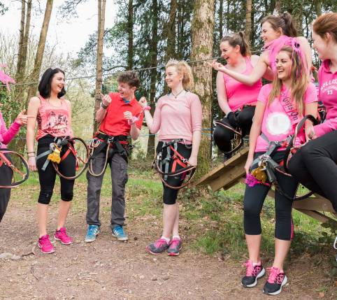 Zipit Forest Adventures: Hens & Stags