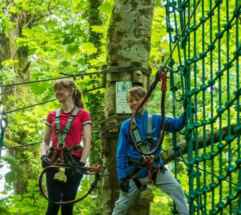 Zipit Forest Adventures: Parties