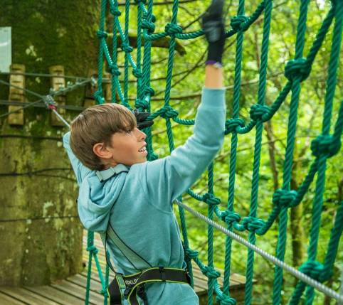Zipit Forest Adventures: Youth Groups