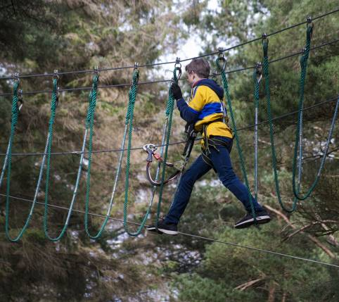 Zipit Forest Adventures: Sports Clubs