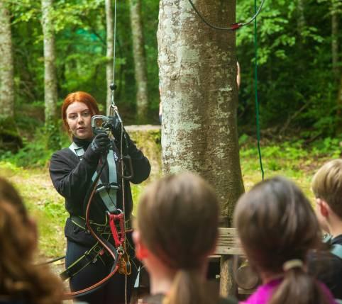 Zipit Forest Adventures: Schools